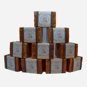 10 savons d'Alep 10 % huile de baies de laurier