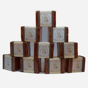 10 savons d'Alep 20 % huile des baies de laurier