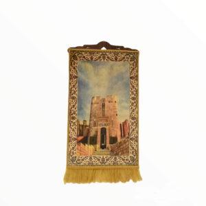Tapis décoratif – citadelle d'Alep